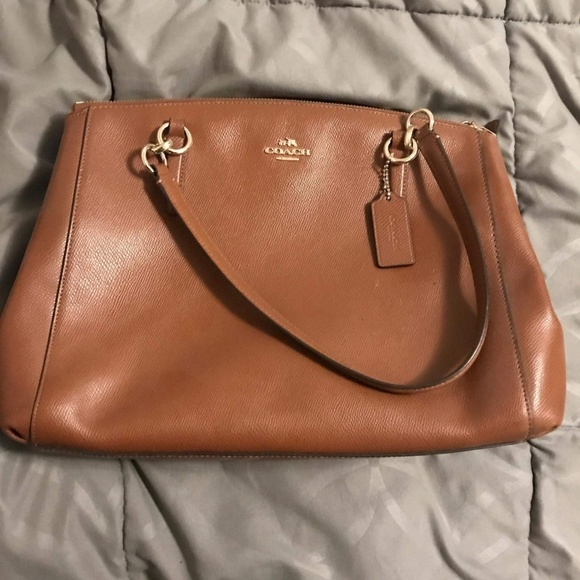 Coach Handbags - Pre-Owned Coach Classic Bag - Great Condition!